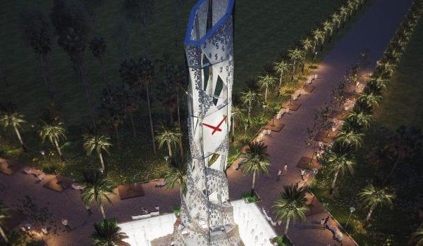 This designed clock could be Dubai's newest landmark!