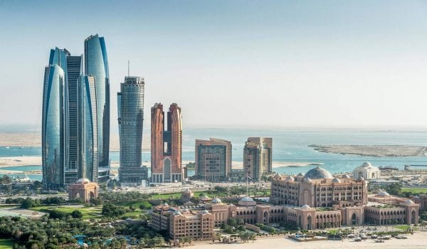 Abu Dhabi is ranked as the safest city in the world!
