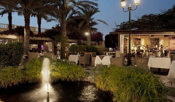 Win dinner for 2 at Le Meridien Village Terrace!