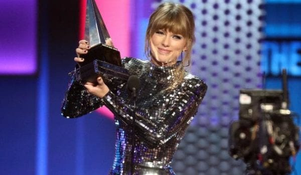 American Music Awards 2018 Winners!