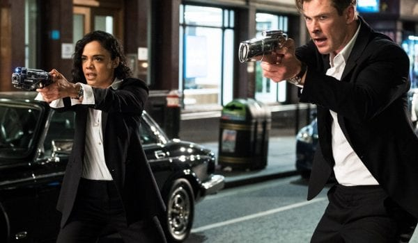 Men in Black trailer is here!