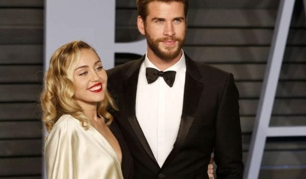 Miley Cyrus and Liam Hemsworth are married!