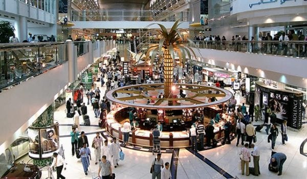 Dubai Airport is officially the world's busiest