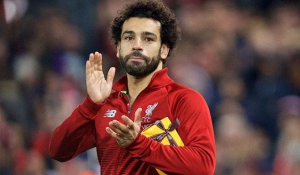 Mo Salah wins African Player of the Year Award!