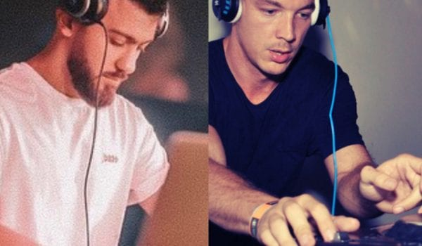 A day in a life of a DJ: Saif Vs. Diplo