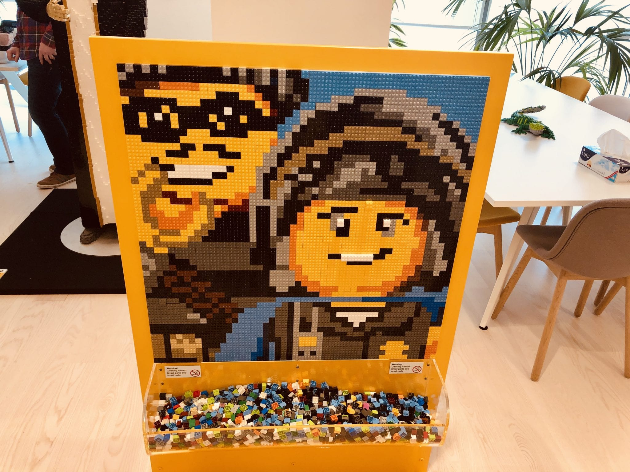 Office lego Halloween This Office Is Made Out Of Lego 1048 Channel This Office Is Made Out Of Lego 1048 Channel