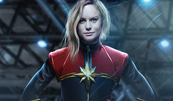 Win tickets to watch Captain marvel