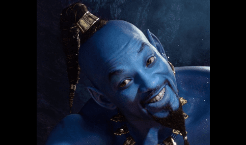 Aladdin trailer is out!