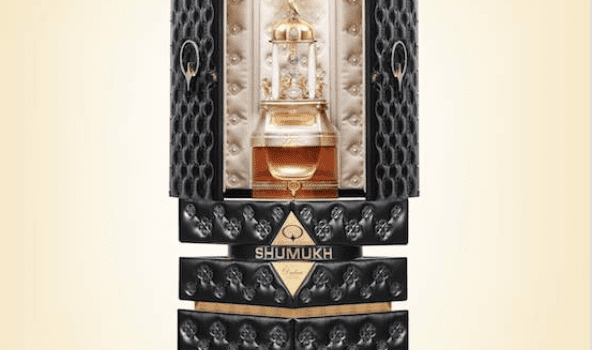 Dubai launches the world's most expensive perfume!