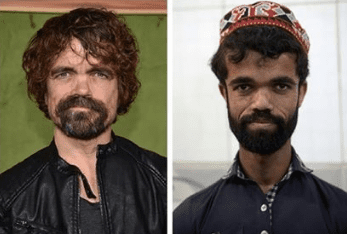 We found Peter Dinklage's look-alike