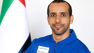 Hazza Al Mansouri to be first Emirati in Space!