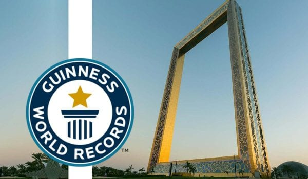Dubai breaks world record
