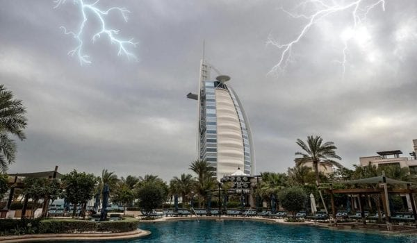 UAE weather: Heavy rain, thunder and lightning on the way