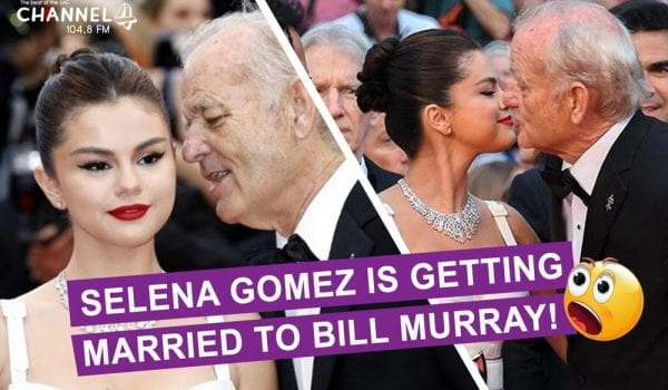 Selena Gomez Getting Married To Bill Murray!