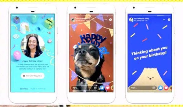 Facebook launches new Birthday Stories feature: Here is how to use it