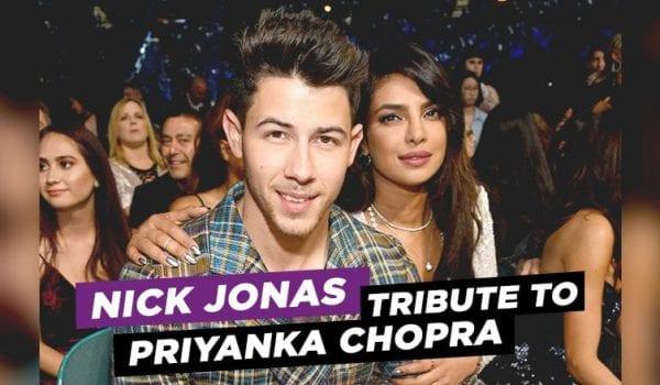 Nick Jonas Posts Tribute To Priyanka Chopra One Year After They Started Dating