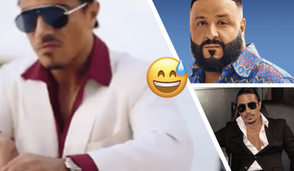 A Video Shows Salt Bae Featuring In DJ Khaled's New Music Video