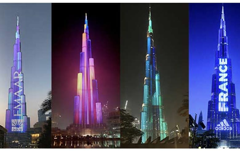 BURJ KHALIFA ADS PRICE HAS BEEN REVEALED AND ITS INSAAANEE