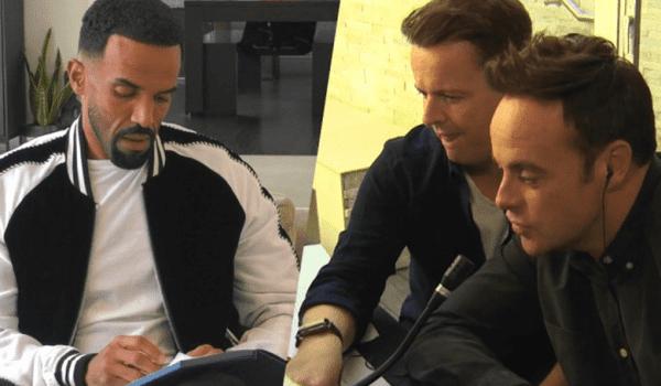 Ant & Dec Prank Craig David in 'Get Out Of Me Ear'   Saturday Night Takeaway 2020