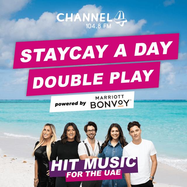 Channel 4s Staycay a Day Doubleplay logo13