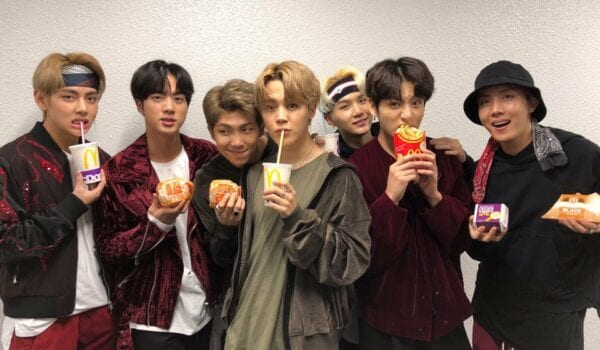 BTS McDonald's Meal Coming to the UAE!