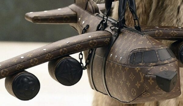 LOUIS VUITTON INTRODUCES NEW AIRPLANE BAG