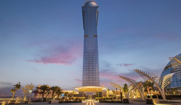 OBSERVATION DECK OPENING SOON AT THE PALM TOWER
