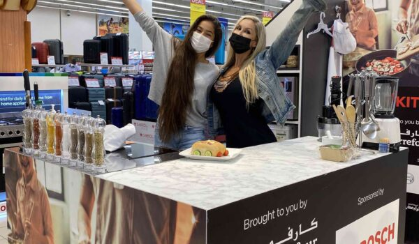 Carrefour Kitchen with Eve