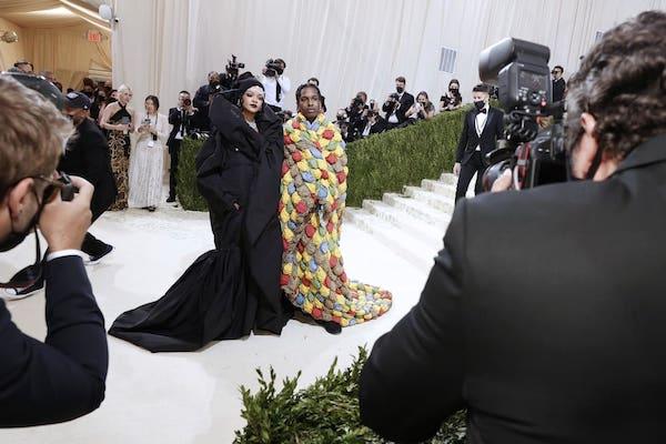 A$AP Rocky & Rihanna